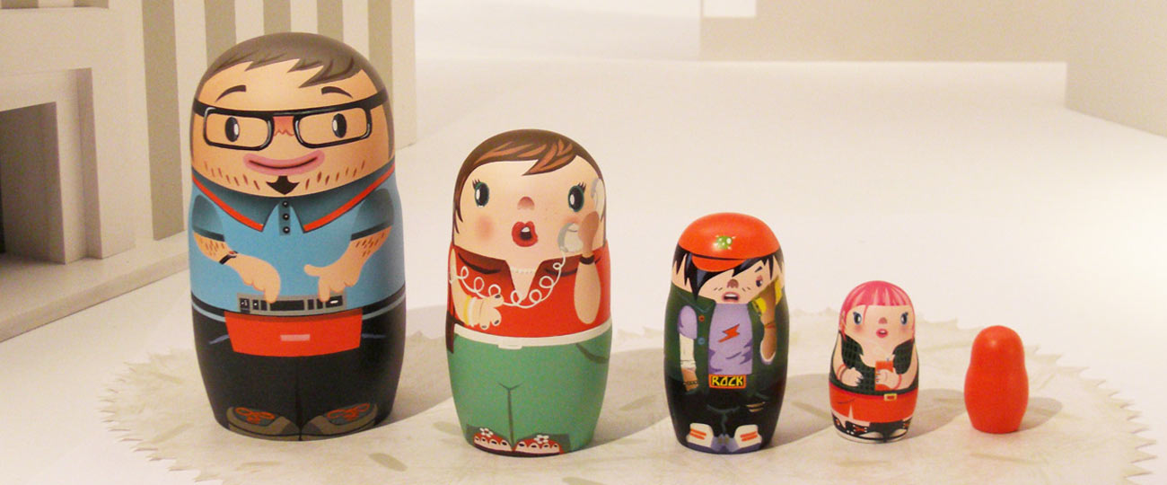 Eircom Russian Dolls
