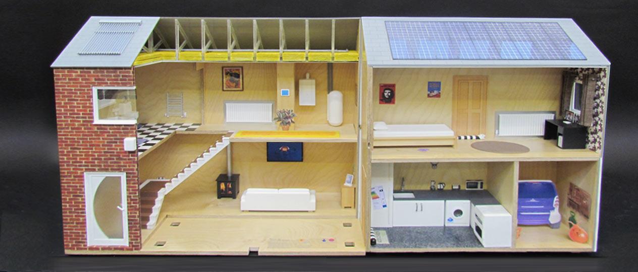 Great Amalgam CSE Energy House