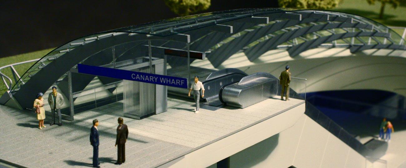 Canary Wharf V
