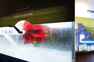 Hydroelectric Generator Exhibit