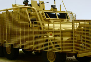 MASTIFF Protected Vehicle