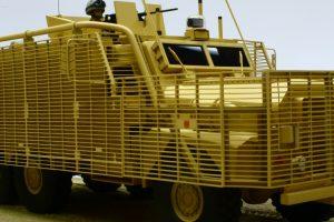 MASTIFF Protected Vehicle