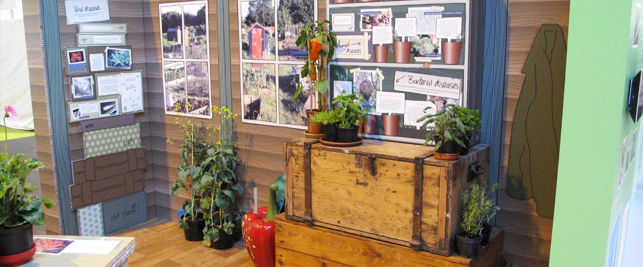 Amalgam BBSRC Gardener's World NEC V