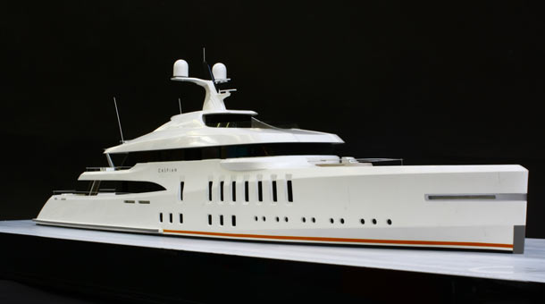 Claydon Reeves Showcase At Fraser Yachts