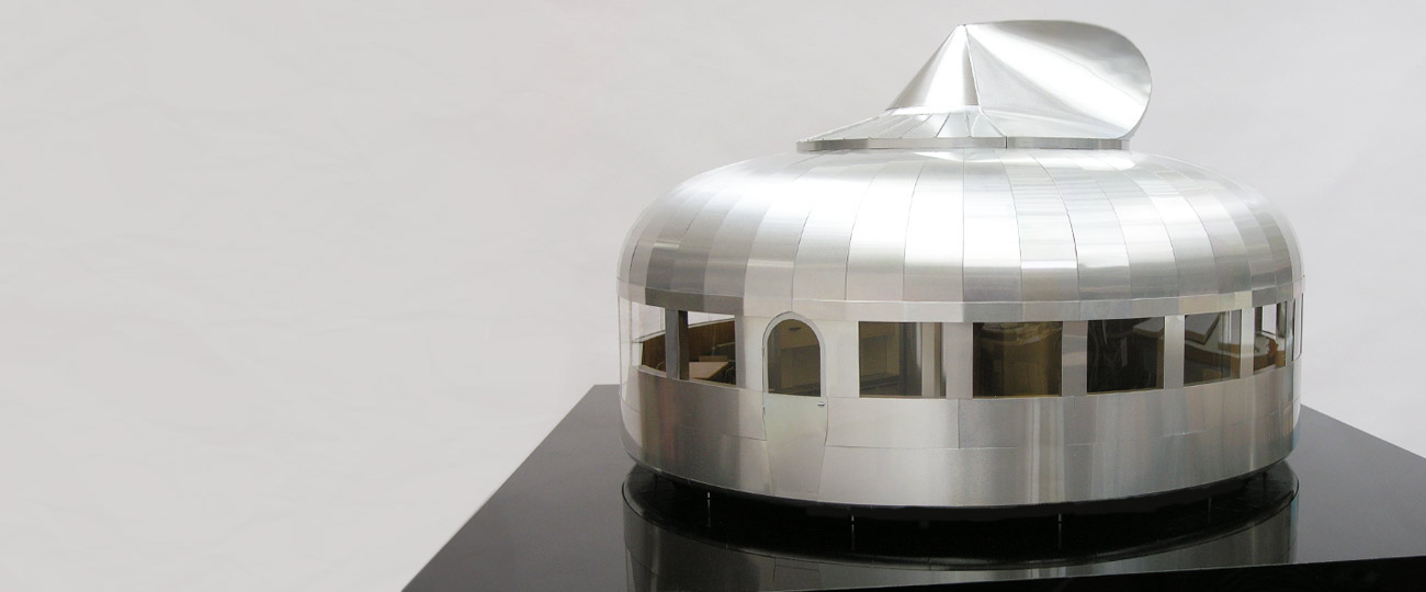 Dymaxion House Model Makers Bristol Amalgam Model Making