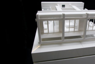 Presentation Model Of Urban Splash Lakeshore Development