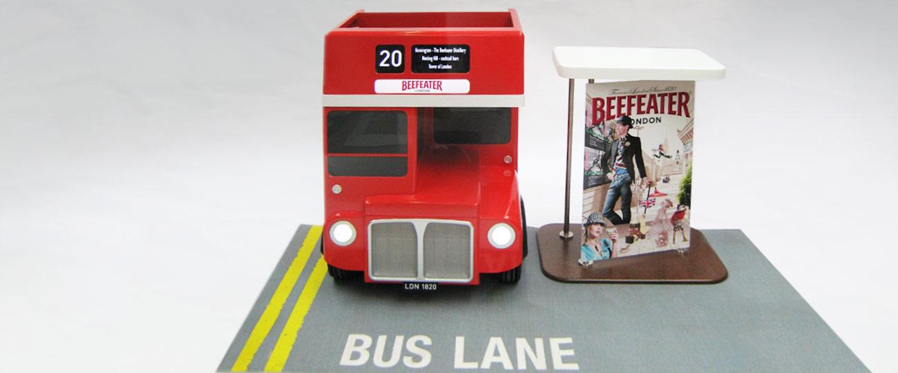 Amalgam Beefeater Bus II