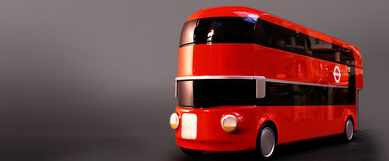 Amalgam Foster + Partners Routemaster