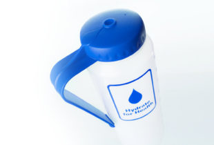 'The Hydrant' Water Bottle