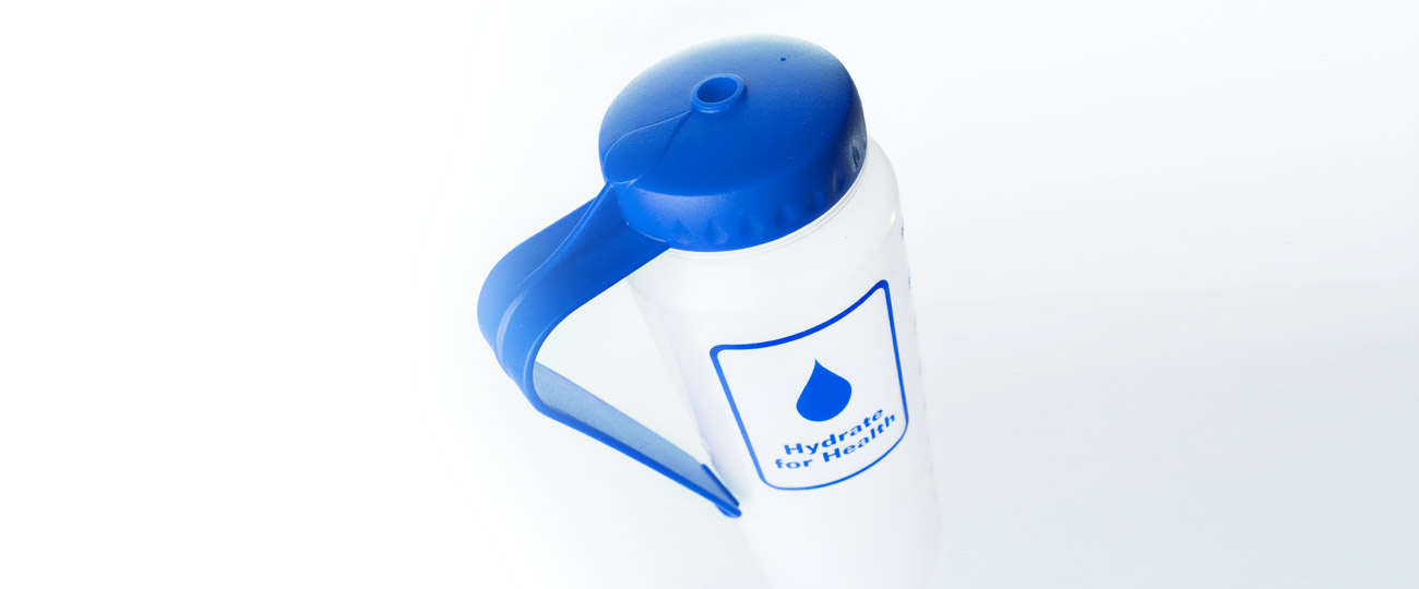 Hydrate For Health Inventor Mark Moran Introduces Dr Philip Hammond To The Hydrant