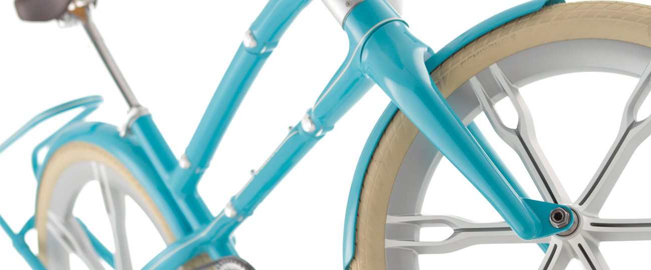 Prototype Folding Bike For Schwinn