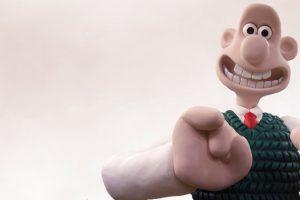 Life-Sized Aardman Wallace