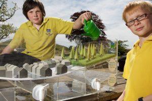 Environmental Demonstration Model