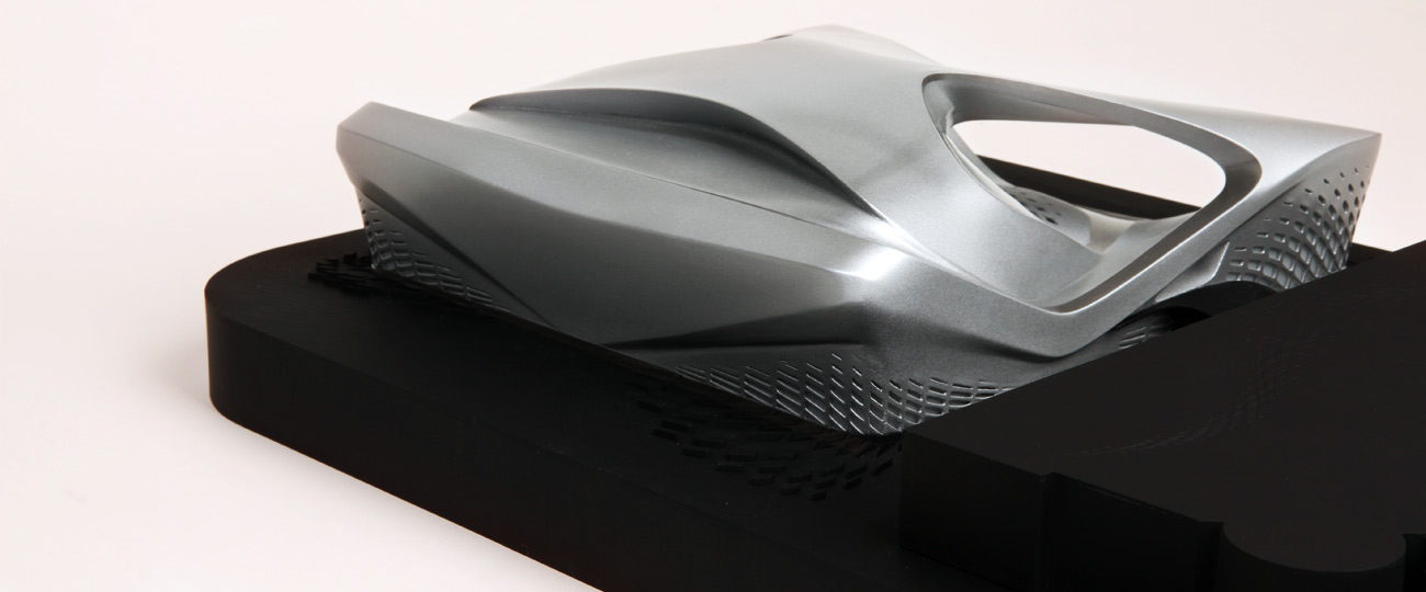 Zaha Hadid Architectural Model