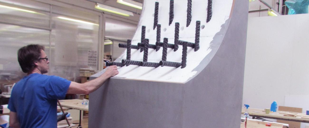 Amalgam-Concrete-Plinth-III
