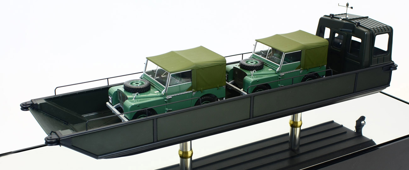 Marine Model-Dyson-Seatruck-1