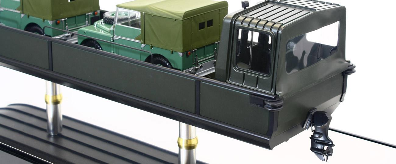 Marine Model Dyson-Seatruck-4