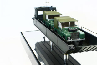 Rotork Sea Truck Work Boat Model