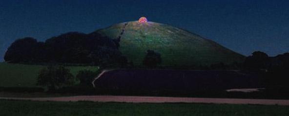 Bruce Munro Beacon To Light Saturday 24th