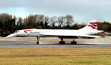 Bristol Mayor Backs Plans For Concorde Museum At Filton