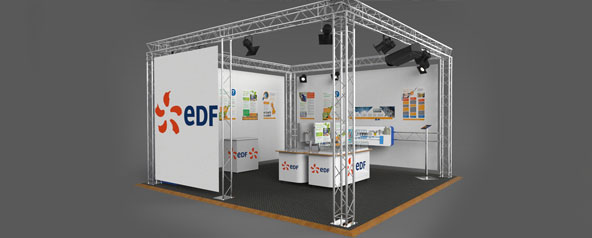 EDF Energy Touring Exhibition