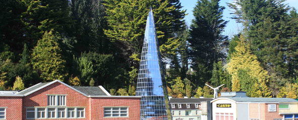 The Shard At Babbacombe Model Village