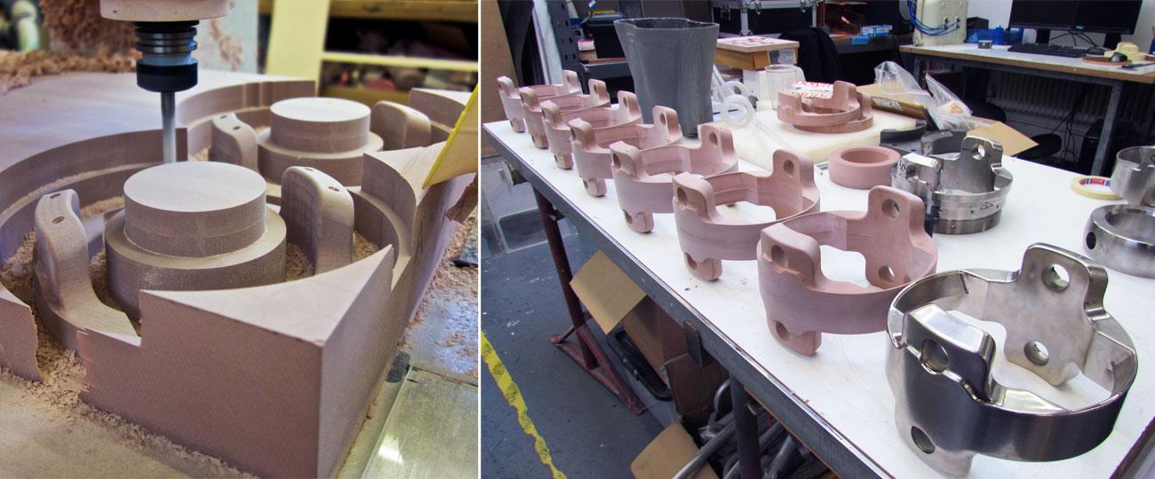 CNC-Components