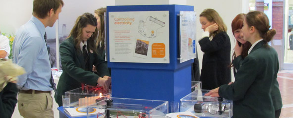 Interactives At Torness Power Station Visitor's Centre Now Open