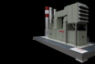 Centrax Gas Turbine Models