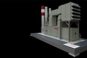 Centrax Gas Turbine Models