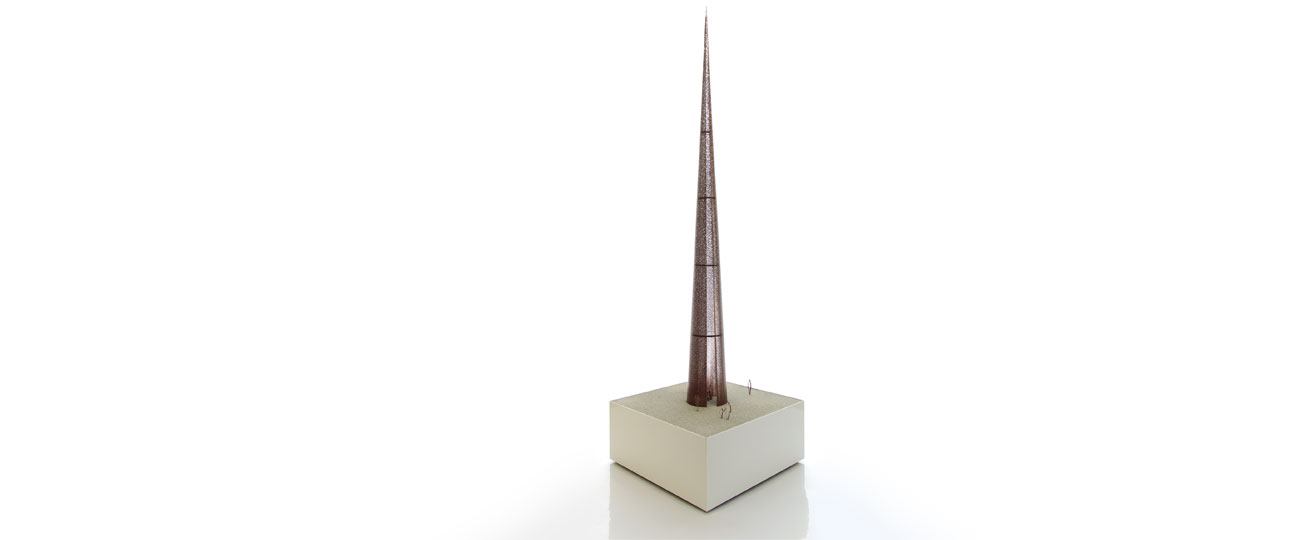 Walter Jack Studio Spire Of Names Memorial