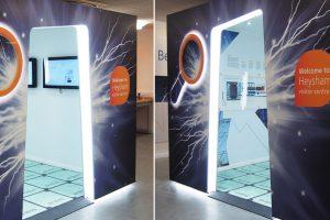 Exhibition Pod