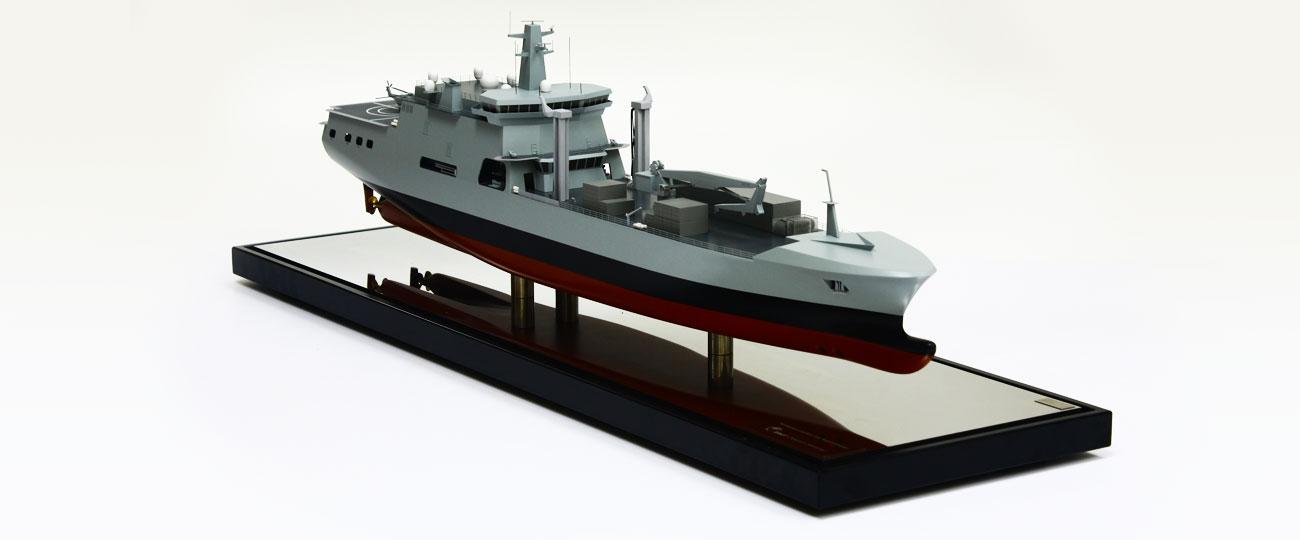 BMT-Ship-Model