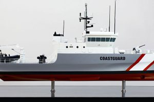 Rolls-Royce Maritime Patrol Vessel