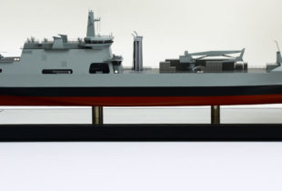 BMT Defence Services Logistics And Support Vessel (LSV)