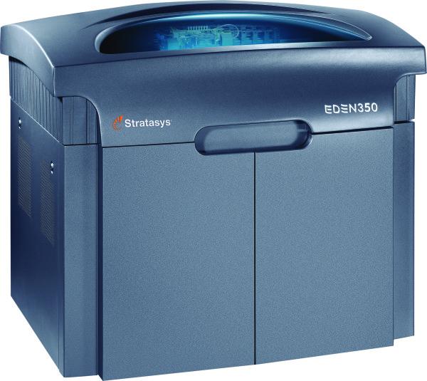 Objet 350 3D printer