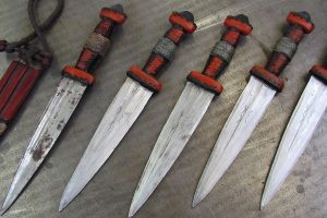 Prop Weapons And Artefacts