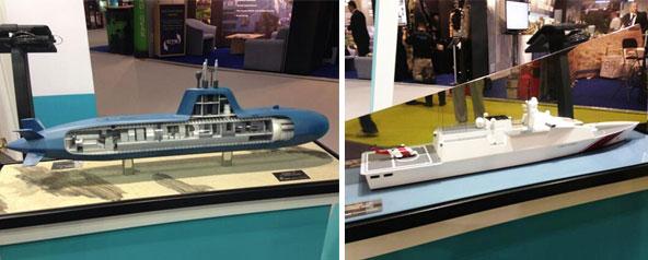 Naval Model making