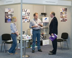Product Prototyping advice at Venturefest