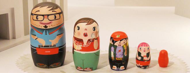 Eircom Dolls