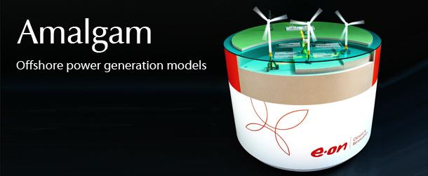 Offshore Power Generation Header