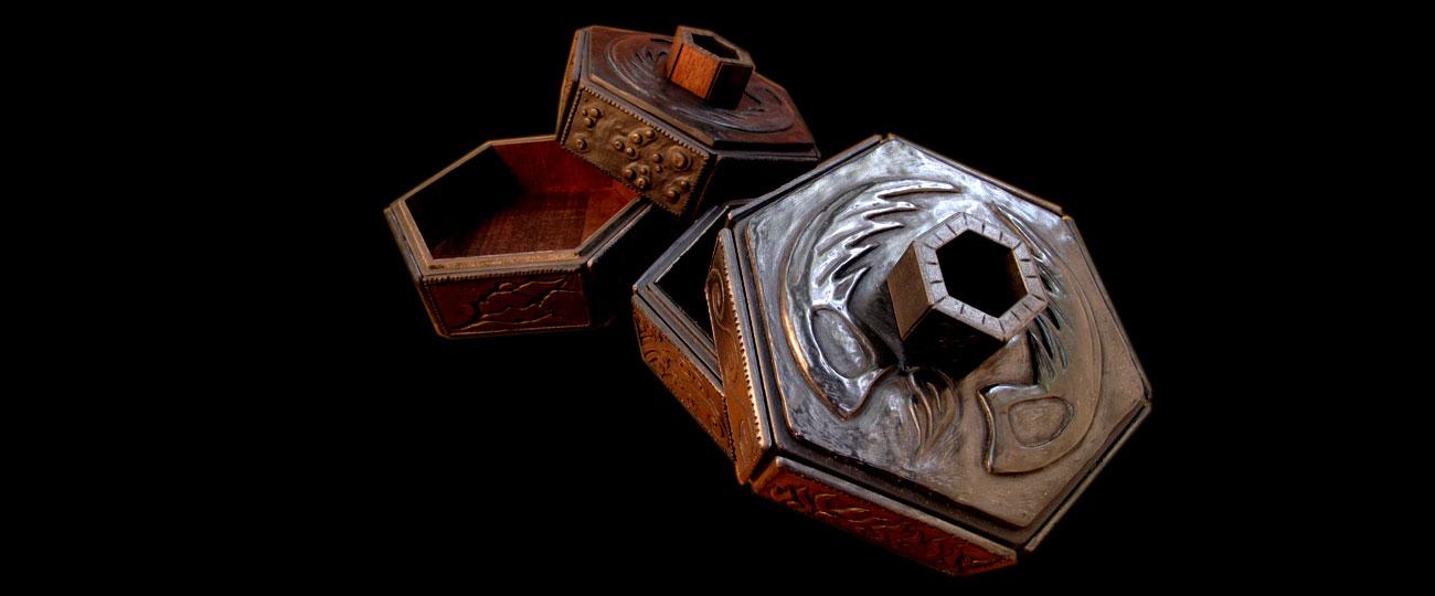 BBC Atlantis Pandora's Box