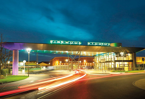 The Lure Of The Bright Lights Calls Laurens Nockels To Pinewood Creative