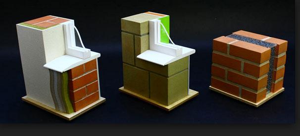 Wall Insulation Model