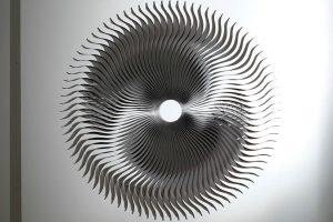 David Harber Turbine Artwork
