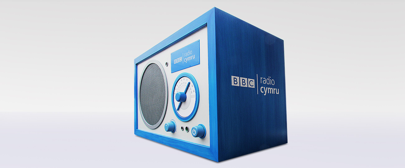 BBC Radio Cymru Giant Radio 1