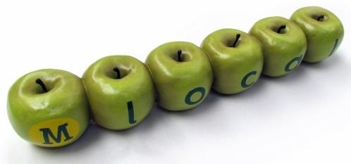 Apple Baton