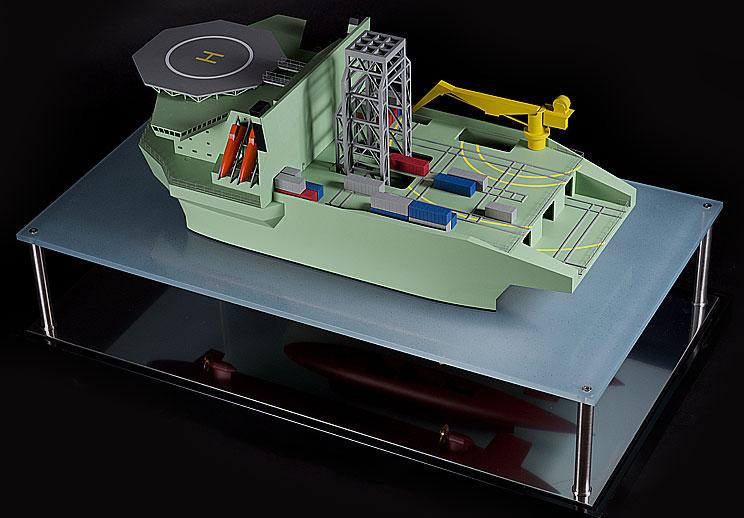 Qinetiq Marine Model