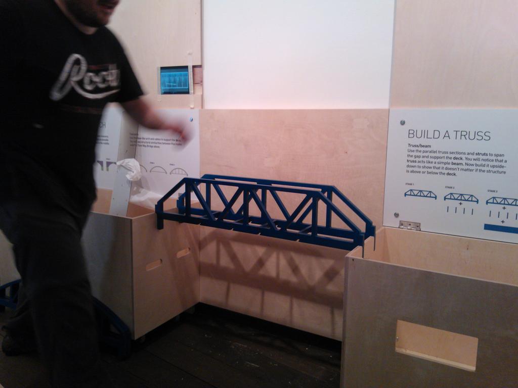 Educational models - bridge