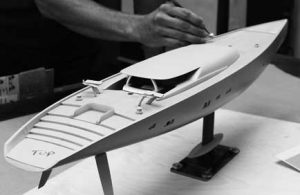 Dubois Yacht Model